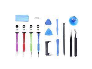 JF-8141 26 in 1 Metal Plastic Crowbar Spudger Repairing Disassemble Tool Kit Repairs Kits Repairs Tools