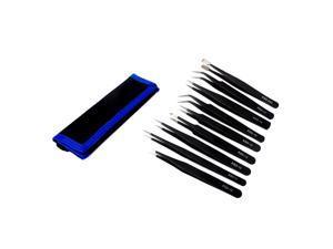 JF-8142 Metal Tweezers Repairing Disassemble Tool Kit