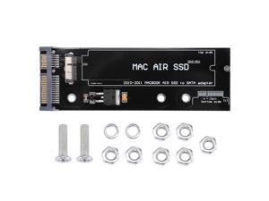 SSD to SATA Adapter for Macbook Air 11.6 inch A1370 (2010-2011) & 13.3 inch A1369 (2010-2011)