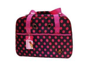 DODOPET CK-416 Portable Pet Handbag Bag / Show Head for Cat / Dog and Other Pets Large , Size:50*30*20cm(Black)