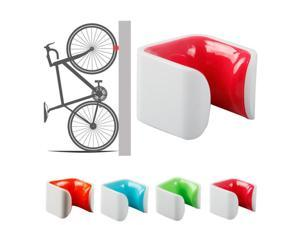 RICHY Bicycle Parking Rack Simple Road Bike Mountain Bike Parking Rack Wall Holder, Color Random Delivery
