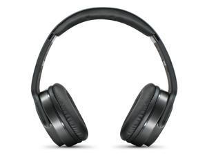 SODO MH3 Bluetooth 4.2 Foldable Wireless Bluetooth Headset with Mic (Black)