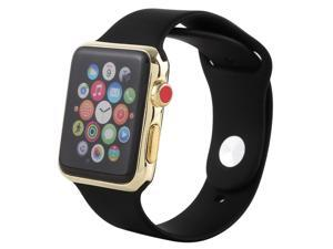 Color Screen Non-Working Fake Dummy Display Model for Apple Watch Series 3 42mm(Black)