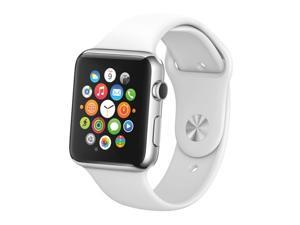 High Quality Color Screen Non-Working Fake Dummy, Metal Material Display Model for Apple Watch 42mm(Black)