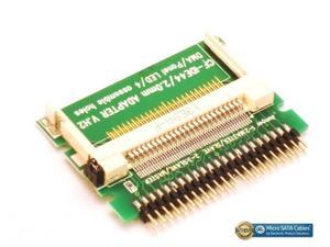 CF to 44 Pin Male IDE PCB Adapter