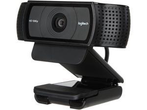 Logitech C920e USB 2.0 certified (USB 3.0 ready) HD Pro Webcam
