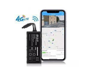 JIMIIoT New VL01LA 4G GPS Tracker With WiFi Real-time Tracking Remote Monitoring Via APP PC Multiple Alerts Car Tracker For Vehicle