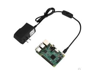 Raspberry Pi 4, 5V 3 Amp 15 Watt USB C Switch Mode Power Supply Adapter