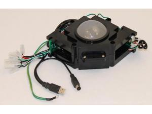 Track Ball 2 inch Arcade Game Trackball for PC or MAC - USB and PS2  Connectors - Newegg com