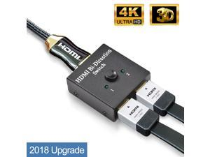 Comprehensive Cable CSW-HD201C Comprehensive 2 Port HDMI Switcher
