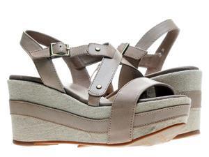 Antelope 821 Slingback Makeup Women's Wedge Sandals 821-MAKEUP Size 41 EUR