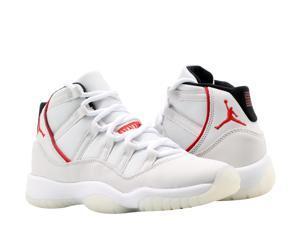 c1a14e3aaf04bd Nike Air Jordan 11 Retro Platinum Tint GS Big Kids Basketball Shoes ...