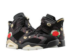 800d70646314 Nike Air Jordan 6 Retro Black Metallic CNY Men s Basketball Shoes ...