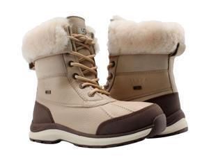 UGG Australia Adirondack III Sand Women's Boots 1095141-SAN Size 9.5