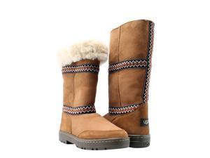 UGG Australia Sundance Revival Chestnut Women's Boots 5605O-CHE Size 8