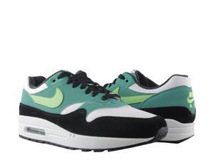 20deac75e70b Nike Air Max 1 White Green Strike Men s Running Shoes ...