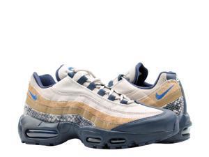 5205a550da3 Nike Air Max 95 Newsprint/Blue Hero-String Men's Running Shoes ...