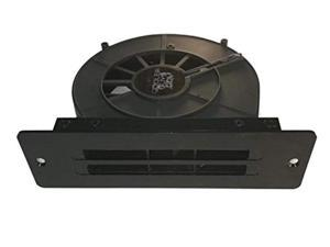 coolerguys usb powered blower fan with exhaust vent bracket and thermostat