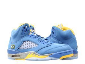 93c9765ec10 Nike Air Jordan 5 Retro Laney JSP Royal/Maize Men's ...