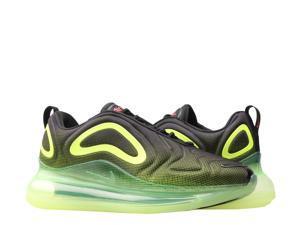 Nike Air Max 720 Black/Bright Crimson-Volt Men's Lifestyle Shoes AO2924-008 Size 9.5