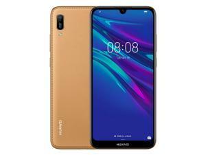 Huawei Y6 (2019) Single-SIM 32GB (GSM Only | No CDMA) Factory Unlocked 4G/LTE Smartphone - Amber Brown