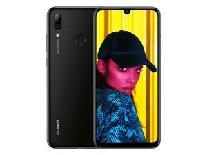 Huawei P Smart (2019) POT-LX1 Single-SIM 64GB (GSM Only | No CDMA) Factory Unlocked 4G/LTE Smartphone - Midnight Black