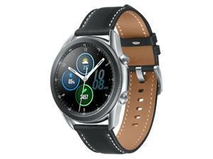 Samsung Galaxy Watch3 (45mm Aluminium Case) 8GB SM-R840 Bluetooth Smartwatch - International Version - Mystic Silver