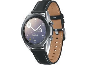 Samsung Galaxy Watch3 (41mm Aluminium Case) 8GB SM-R850 Bluetooth Smartwatch - International Version - Mystic Silver