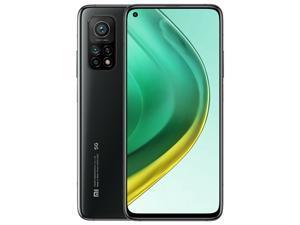 Xiaomi Mi 10T Pro 5G Dual-SIM 128GB ROM + 8GB RAM (GSM Only | No CDMA) Factory Unlocked Android Smartphone - Cosmic Black