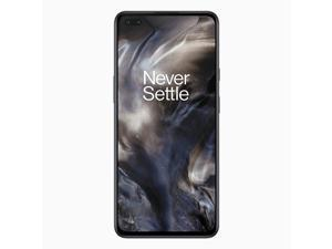 OnePlus Nord 5G Dual-SIM 128GB ROM + 8GB RAM (GSM Only | No CDMA) Factory Unlocked Android Smartphone - Gray Onyx