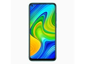 Xiaomi Redmi Note 9 Dual-SIM 64GB ROM + 3GB RAM (GSM Only | No CDMA) Factory Unlocked 4G/LTE Smartphone - Forest Green