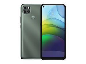 Motorola Moto G9 Power Dual-SIM 128GB ROM + 4GB RAM (GSM Only | No CDMA) Factory Unlocked Android Smartphone (Metalic Grey) - International Version