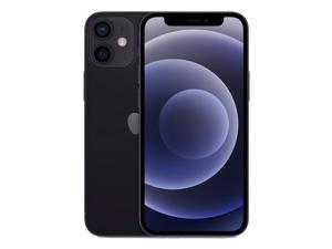 Apple IPhone 12 Mini 5G A2399 Dual-SIM 256GB (GSM |CDMA) Factory Unlocked Smartphone (Black) - International Version
