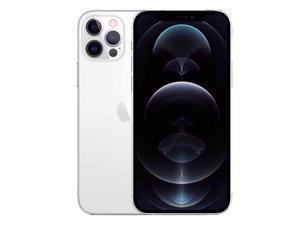 Apple IPhone 12 Pro Max 5G A2411 Dual-SIM 256GB (GSM |CDMA) Factory Unlocked Smartphone (Silver) - International Version