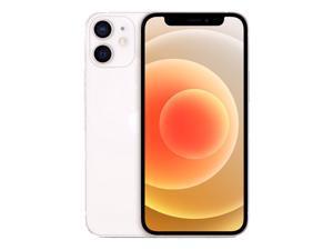 Apple IPhone 12 Mini 5G A2399 Dual-SIM 128GB (GSM |CDMA) Factory Unlocked Smartphone (White) - International Version
