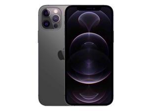 Apple IPhone 12 Pro Max 5G A2411 Dual-SIM 256GB (GSM |CDMA) Factory Unlocked Smartphone (Graphite) - International Version