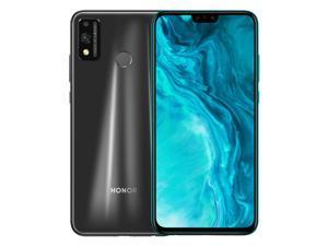HONOR 9X Lite 5G Dual-SIM 128GB ROM + 4GB RAM Factory Unlocked Android Smartphone (Black) - International Version