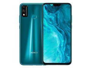 HONOR 9X Lite 5G Dual-SIM 128GB ROM + 4GB RAM Factory Unlocked Android Smartphone (Green) - International Version