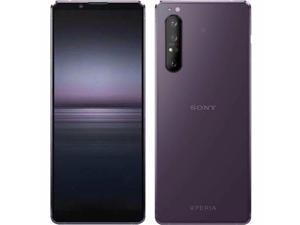 Sony Xperia 1 II 5G Single-SIM 256GB ROM + 8GB RAM Factory Unlocked Android Smartphone (Mirrored Slate) - International Version