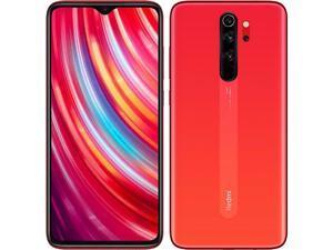 Xiaomi Redmi Note 8 Pro Dual-SIM 128GB ROM + 6GB RAM (GSM Only | No CDMA) Factory Unlocked 4G/LTE Smartphone (Orange) - International Version