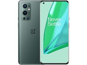 OnePlus 9 Pro Dual-SIM 256GB ROM + 12GB RAM (GSM Only | No CDMA) Factory Unlocked 5G Android Smartphone (Pine Green) - International Version