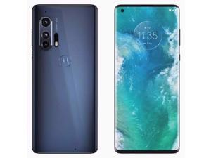 Motorola Edge+ Plus Single-SIM 256GB ROM + 12GB RAM (GSM | CDMA) Factory Unlocked 5G Smartphone (Thunder Grey) - International Version