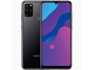 Honor 9A Dual-SIM 64GB + 3GB RAM (GSM Only   No CDMA) Factory Unlocked 4G/LTE Smartphone (Midnight Black) - International Version