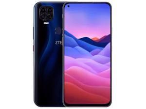 ZTE Blade V2020 Dual-SIM 128GB ROM + 4GB RAM (GSM Only | No CDMA) Factory Unlocked 4G/LTE Smartphone (Aurora Black) - International Version