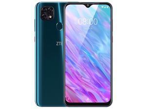 ZTE Blade 10 Smart Dual-SIM 128GB ROM + 4GB RAM (GSM Only | No CDMA) Factory Unlocked 4G/LTE Smartphone (Green) - International Version