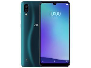 ZTE Blade A5 2020 Dual-SIM 32GB ROM + 2GB RAM (GSM Only | No CDMA) Factory Unlocked 4G/LTE Smartphone (Dark Green) - International Version