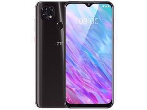 ZTE Blade 10 Smart Dual-SIM 128GB ROM + 4GB RAM (GSM Only | No CDMA) Factory Unlocked 4G/LTE Smartphone (Black) - International Version