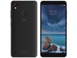 ZTE Blade A7 Vita Dual-SIM 32GB ROM + 3GB RAM (GSM Only | No CDMA) Factory Unlocked 4G/LTE Smartphone (Black) - International Version