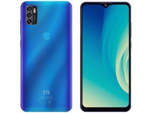 ZTE Blade A7s 2020 Dual-SIM 64GB ROM + 3GB RAM (GSM Only | No CDMA) Factory Unlocked 4G/LTE Smartphone (Ocean Blue) - International Version