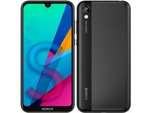 Honor 8S Dual-SIM 32GB ROM + 2GB RAM (GSM Only   No CDMA) Factory Unlocked 4G/LTE Smartphone (Black) - International Version